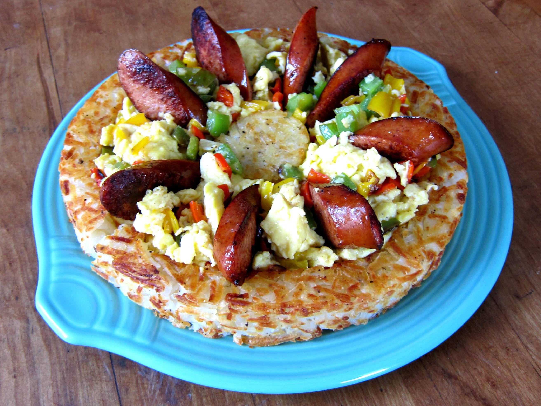 Breakfast Potato Basket